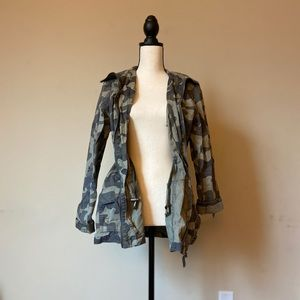 Women's Army Jacket
